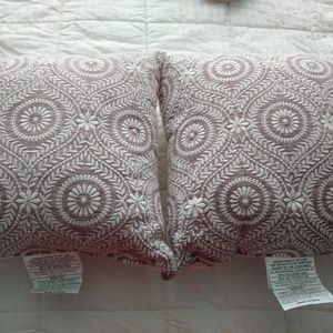 Threshold Accents - Lavender Accent Pillows